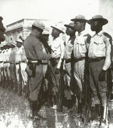 Occupation Americaine en Haiti 1915-1934
